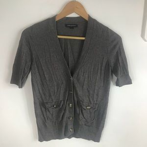 BANANA REPUBLIC FACTORY | Short Sleeve Cardigan